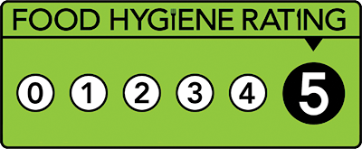 Food Hygiene Rating: 5 - VERY GOOD