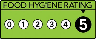 Food Hygiene Rating: 5 - VERY GOOD