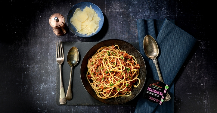 Bolognese from with JD Seasonings