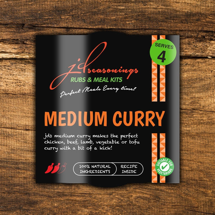 Medium Curry