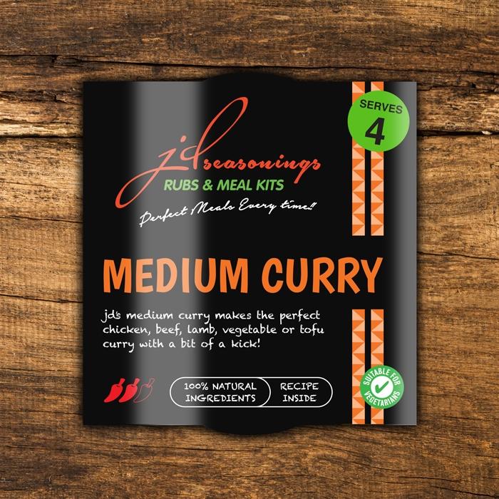 Medium Curry