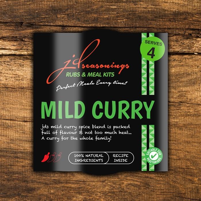 Mild Curry