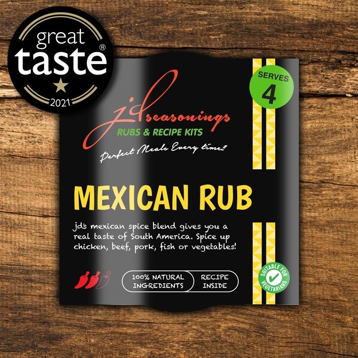Mexican Rub