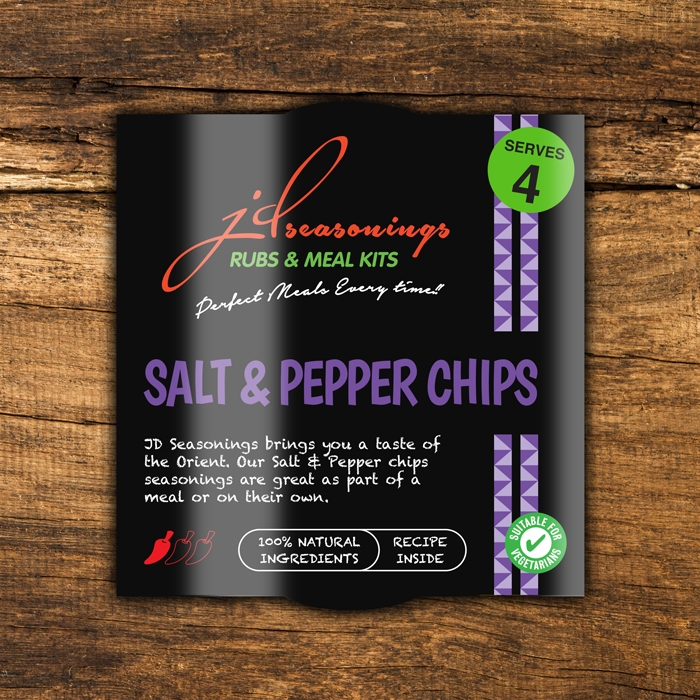 Salt & Pepper Chips