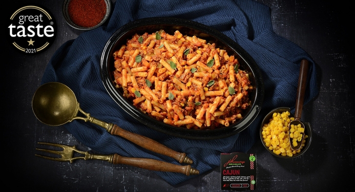 American Cajun Beef Goulash Recipe made with JD Seasonings