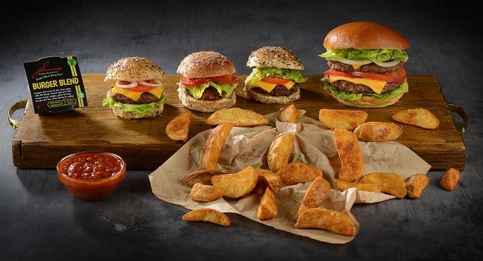 Burger Recipe made with JD Seasonings