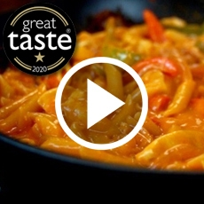 Cheesy Fajita Pasta