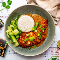 Chicken Katsu Curry