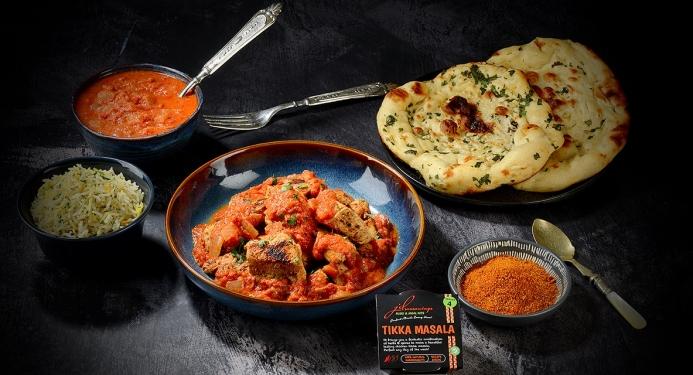 Chicken Tikka Masala Recipe made with JD Seasonings