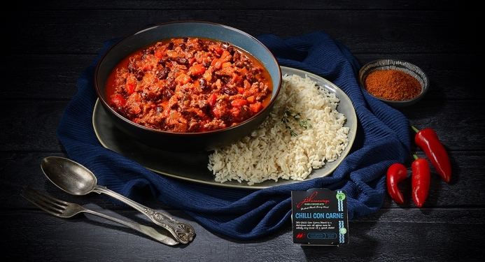 Chilli Con Carne Recipe made with JD Seasonings