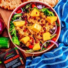 Coronation Chicken & Mango salad