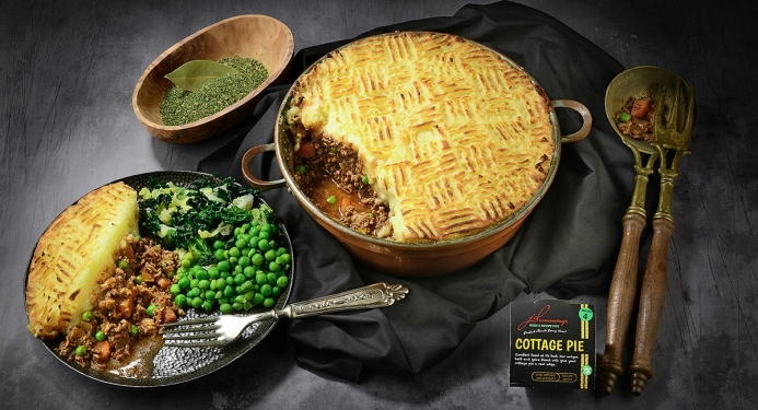 Cottage Pie Recipe made with JD Seasonings