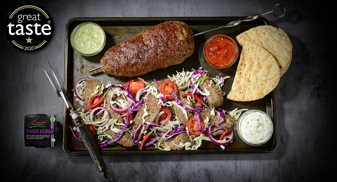 Doner Kebab Recipe made with JD Seasonings