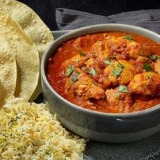 Medium Chicken Curry