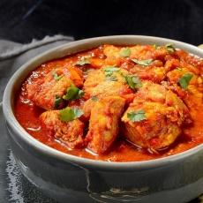 Mild Chicken Curry
