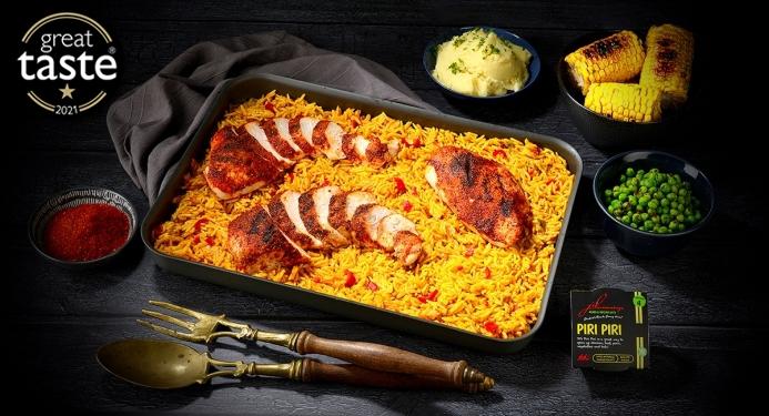 Piri Piri Chicken Recipe made with JD Seasonings