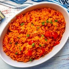 Piri Piri Rice