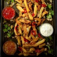 Salt & Pepper Chips