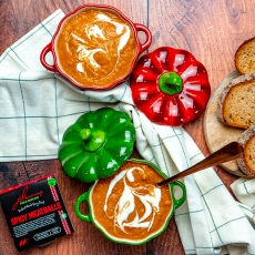 Spicy Vegetable Soup