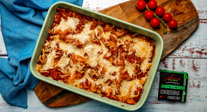 Spinach & Ricotta Lasagne Recipe made with JD Seasonings