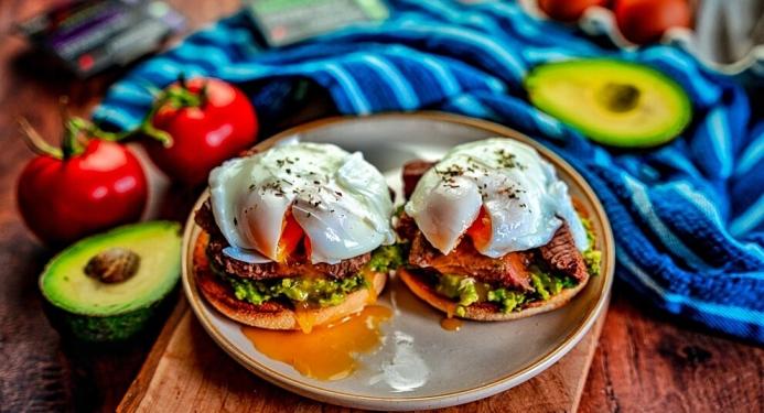 Steak & Avocado Muffins Recipe made with JD Seasonings