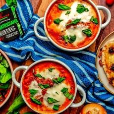 Tomato & Mozzarella Gnocchi