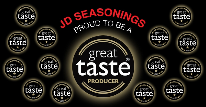 Delicious recipes made with JD Seasonings
